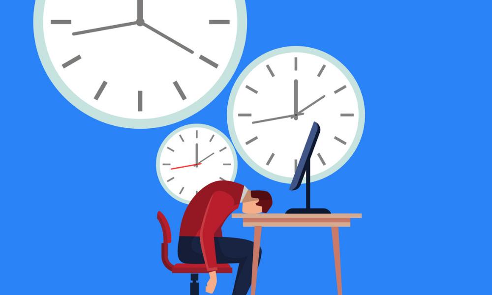 Long working hours linked to ischemic heart disease, stroke