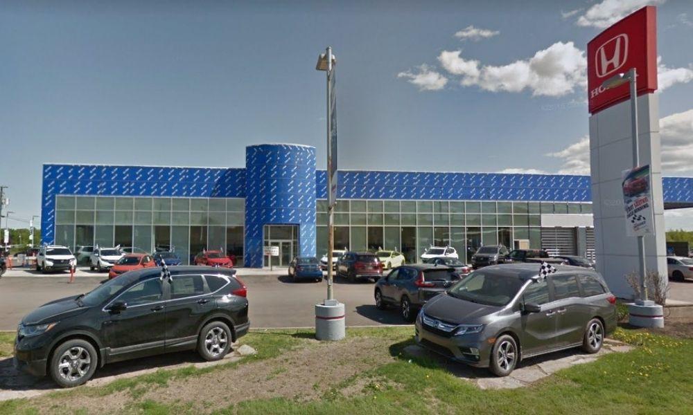 Dismissal ruled excessive after New Brunswick car dealer employee's joyride