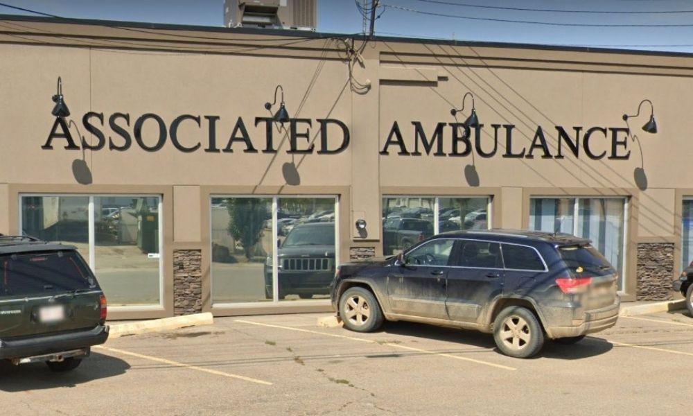 Associated Ambulance & Services (Whitecourt)