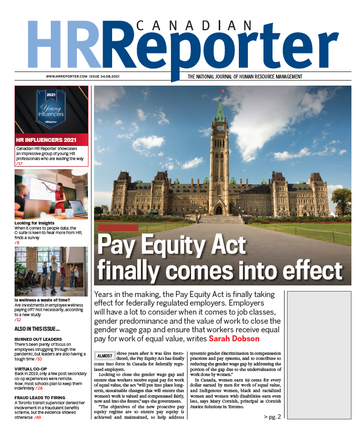 Canadian HR Reporter