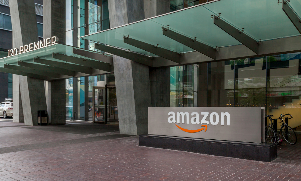 Amazon holds first-ever career day in Canada, virtually
