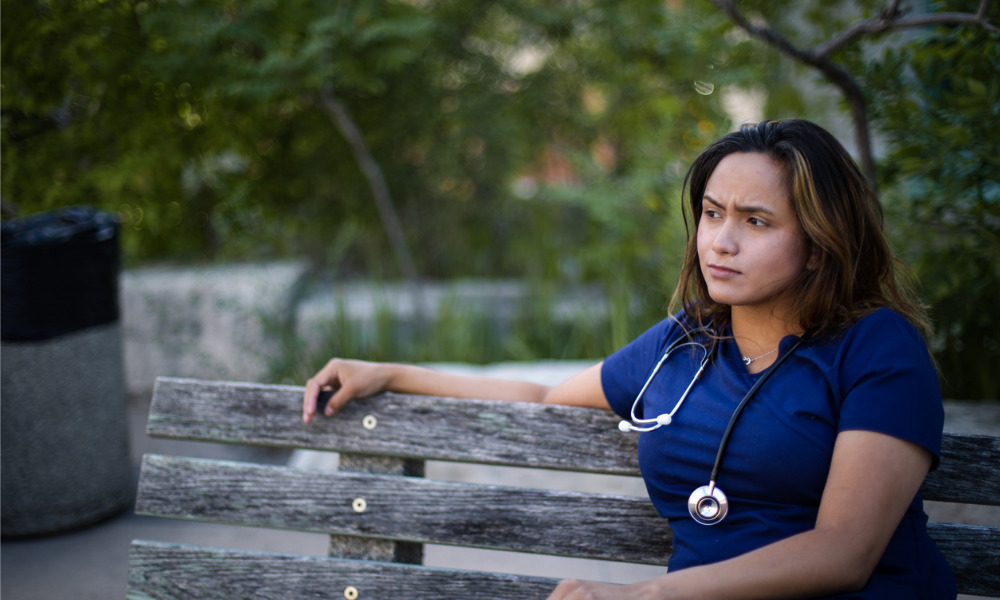 Why are healthcare workers quitting? Vaccine mandates not the top reason