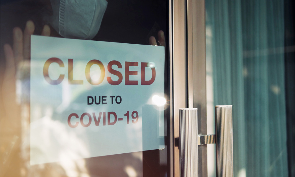 One in seven small businesses still at risk of sinking