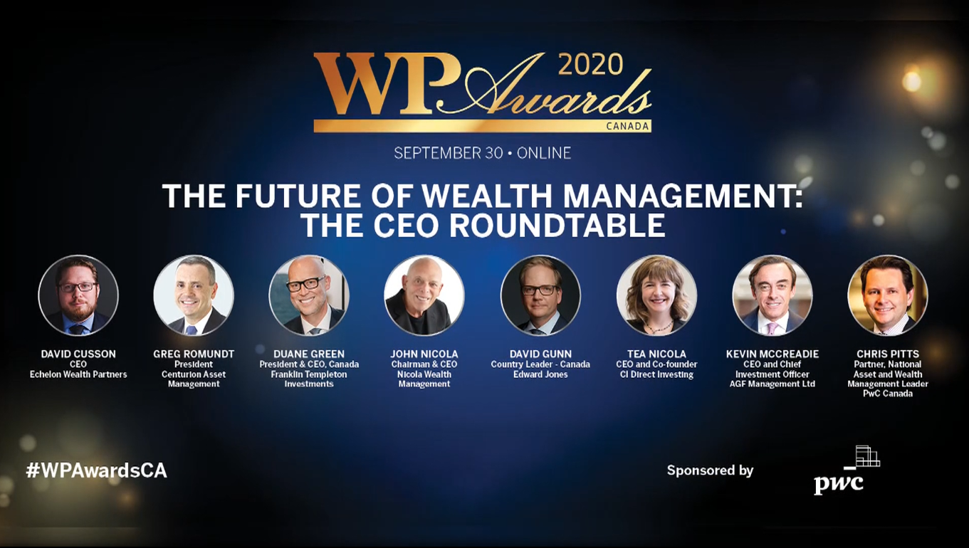 The future of wealth management: The CEO roundtable