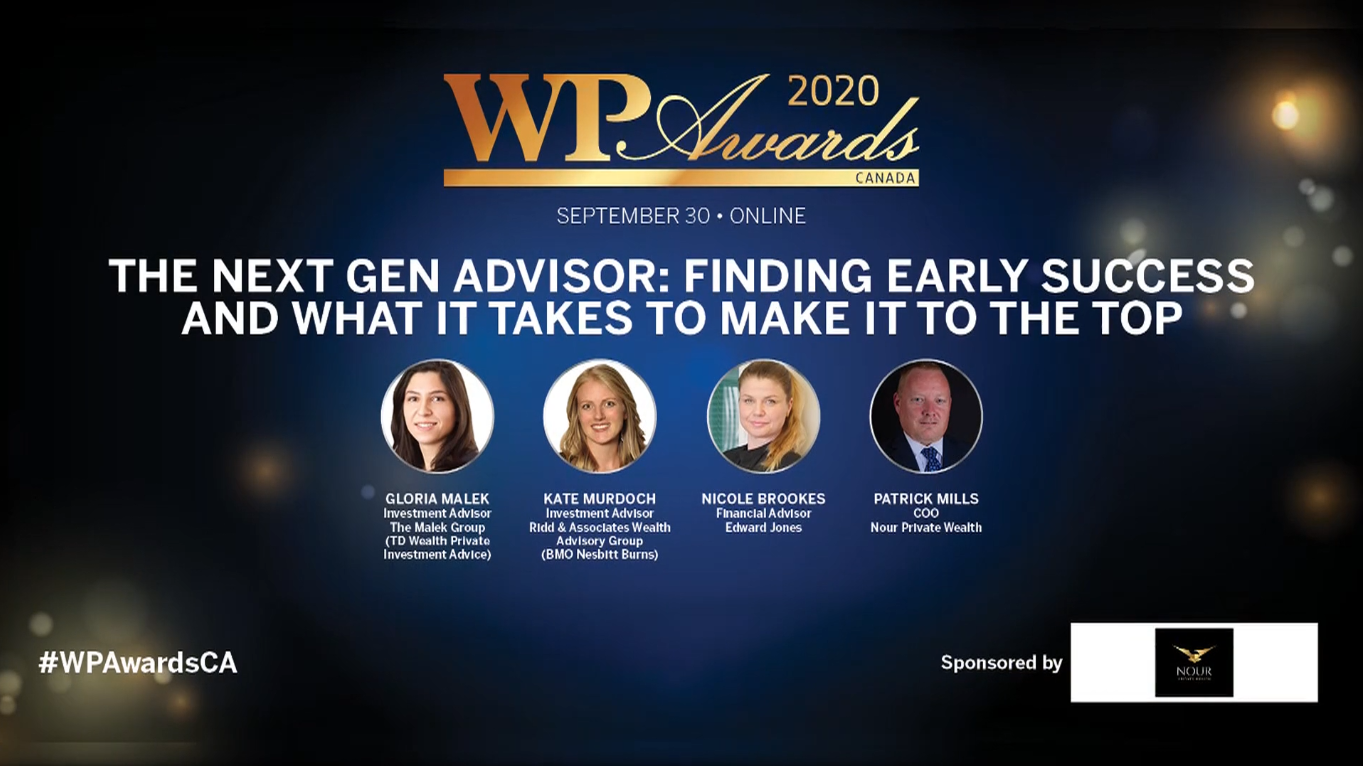 The next gen advisor: Finding early success and what it takes to make it to the top