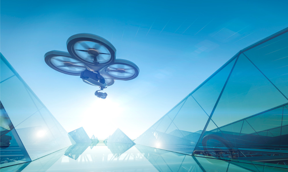 Why drones should be flying into your portfolio