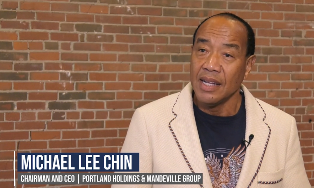 Leadership tips from Michael Lee Chin