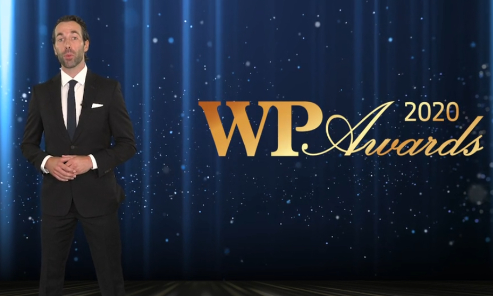 Meet your virtual host for the 2020 WP Awards