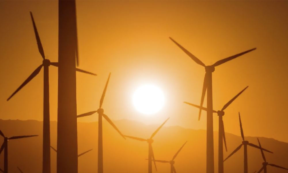 Extraordinary opportunity: Investing in the great energy transition