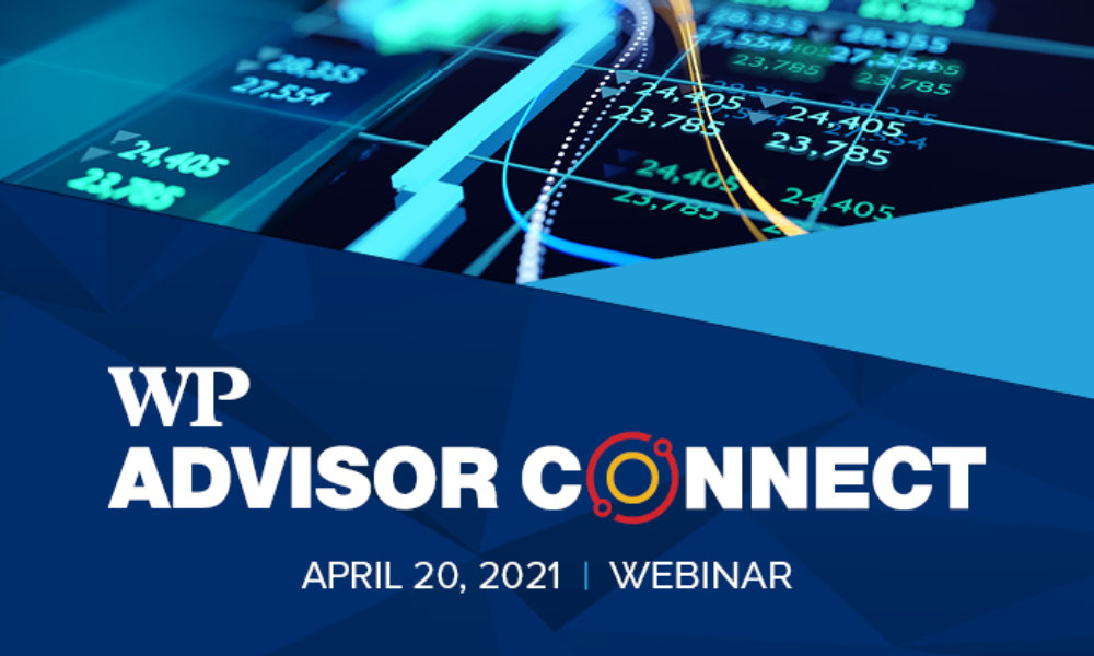 WP Advisor Connect – Disruption, innovation & opportunities: The future of ETF