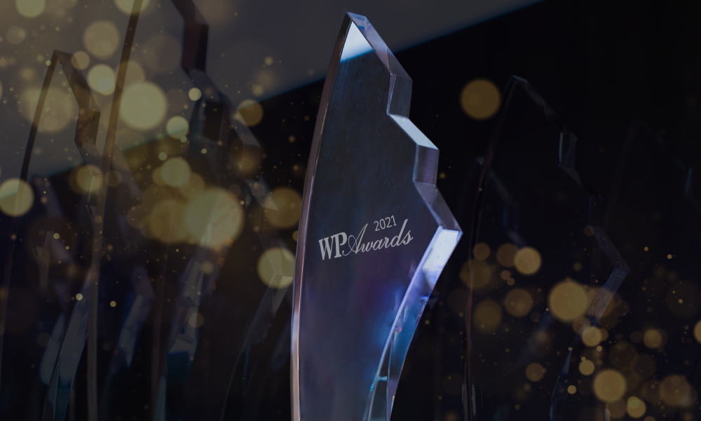 WP Awards, day two: winners revealed
