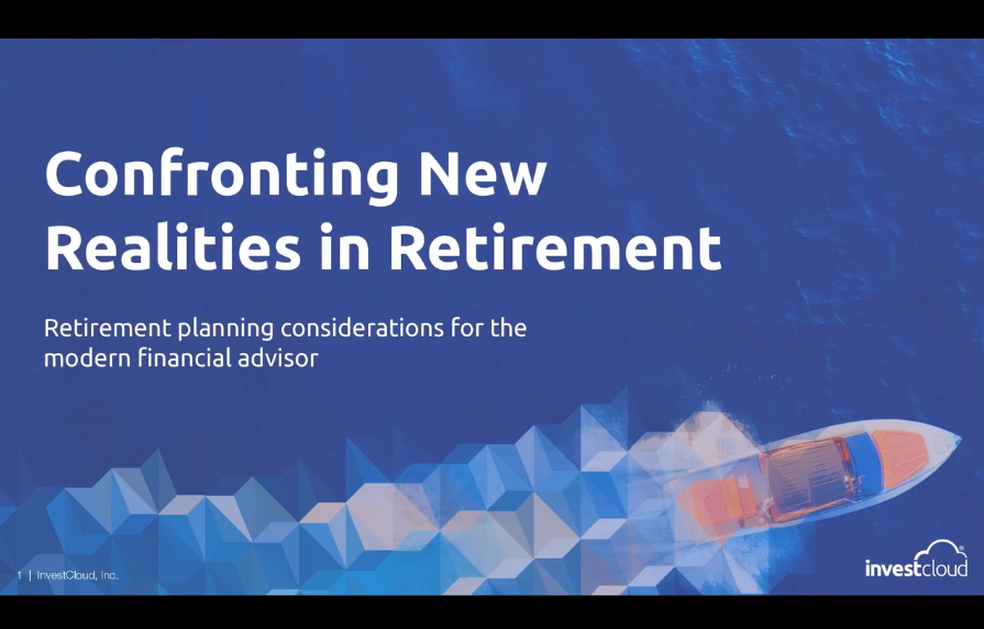 Confronting new realities in retirement