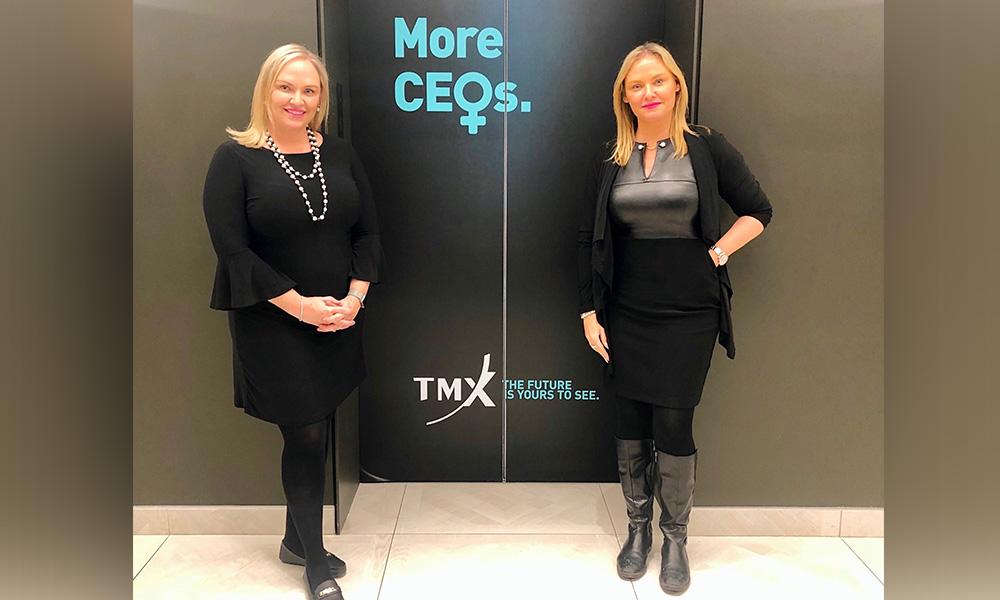 Women in ETFs gets new twin-powered engine