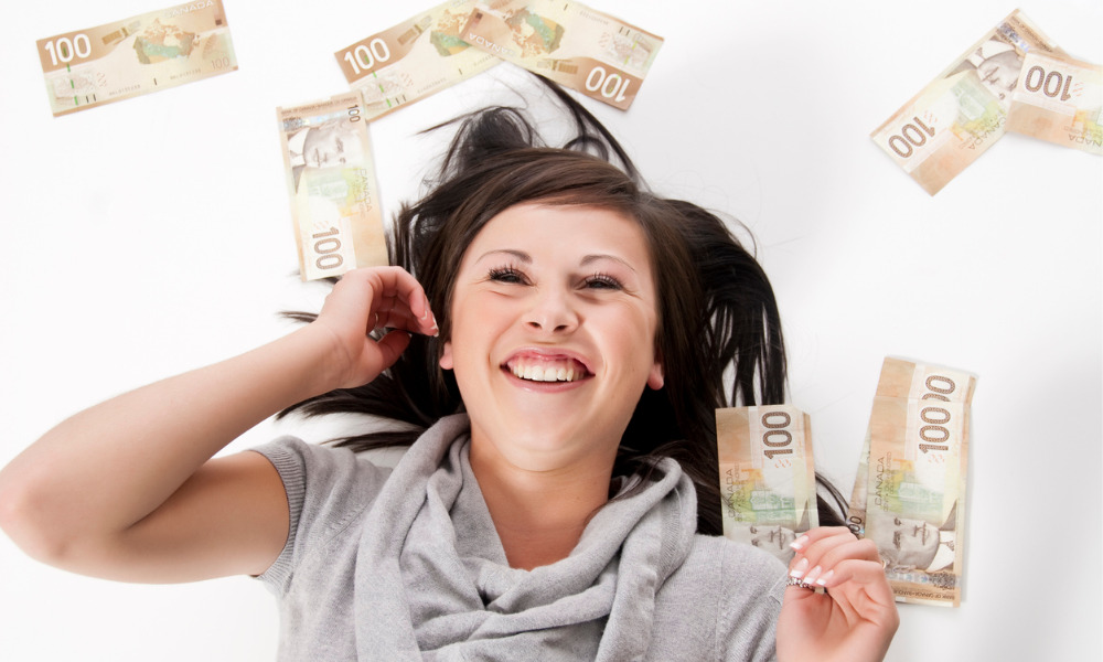 Financial security a happiness factor for over half of Canadian women