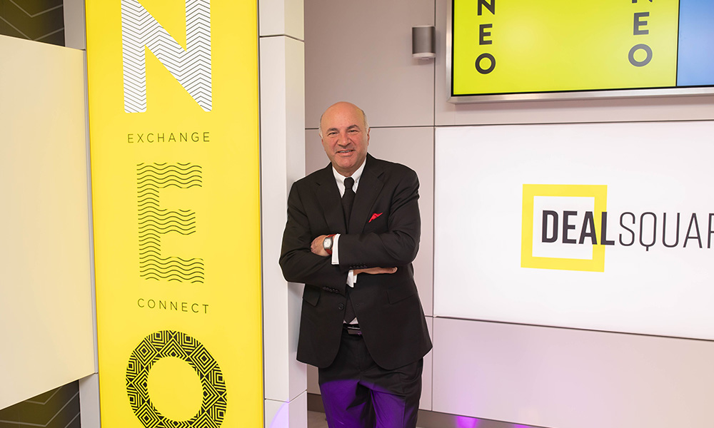 Why Kevin O'Leary is betting on psychedelics