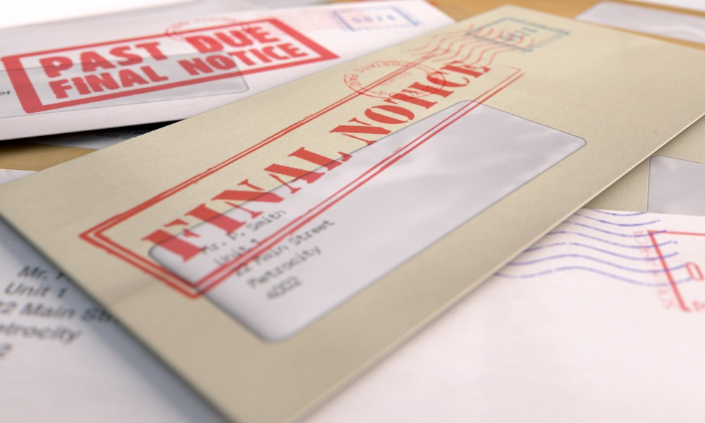 Debt may set in even with regular income and good credit scores