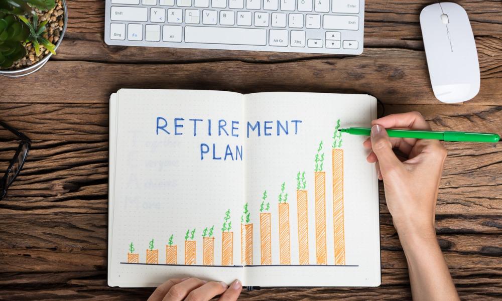 Retirement is life's financial anxiety peak says Schwab
