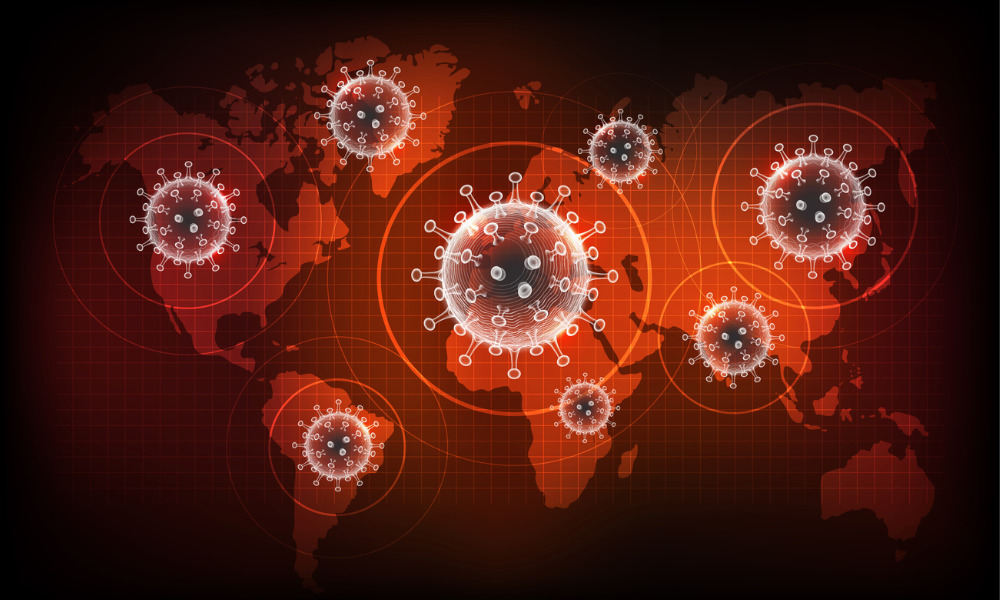 What's weighing on wealth and asset managers struck by coronavirus?