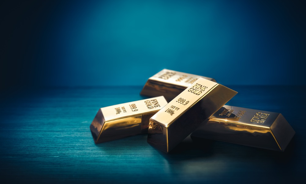 Why did gold suddenly stop being safe?