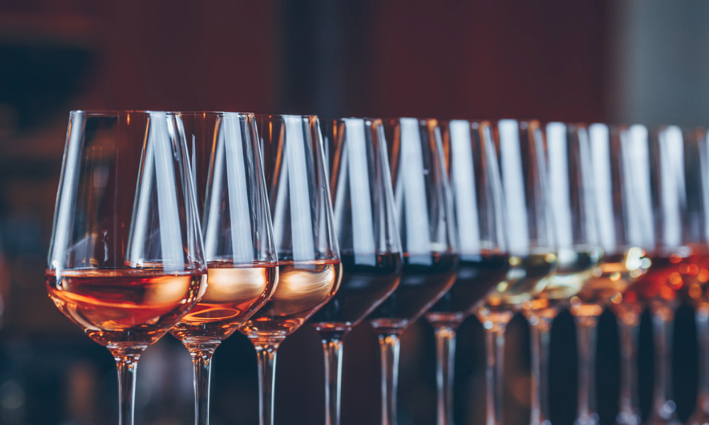 How can wine cheer up clients during the pandemic?