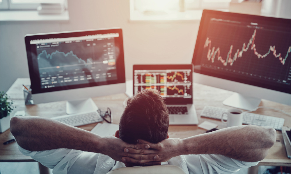 How three ETFs stayed positive through March