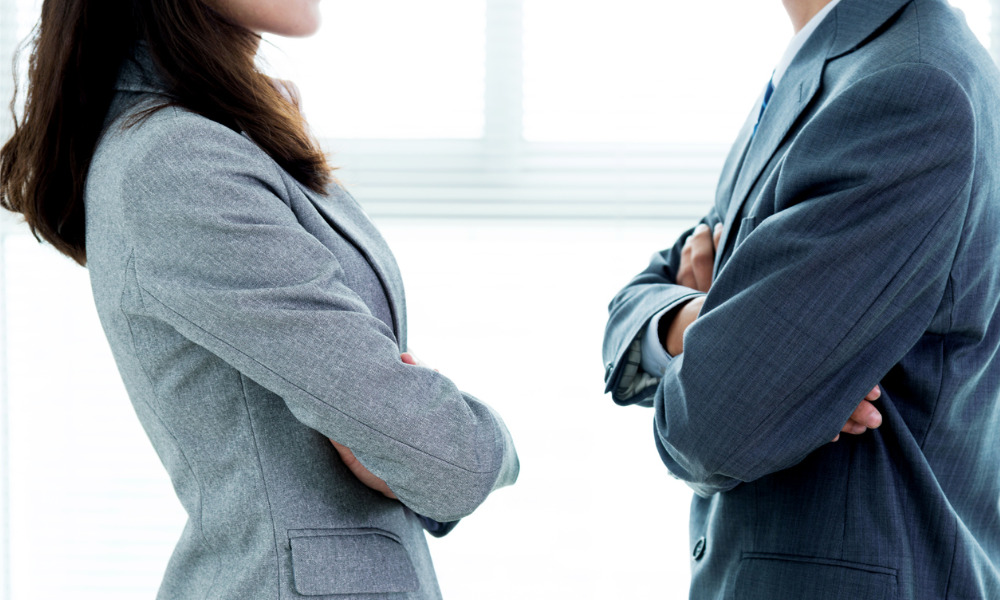 Could crisis inadvertently help gender diversity among advisors?