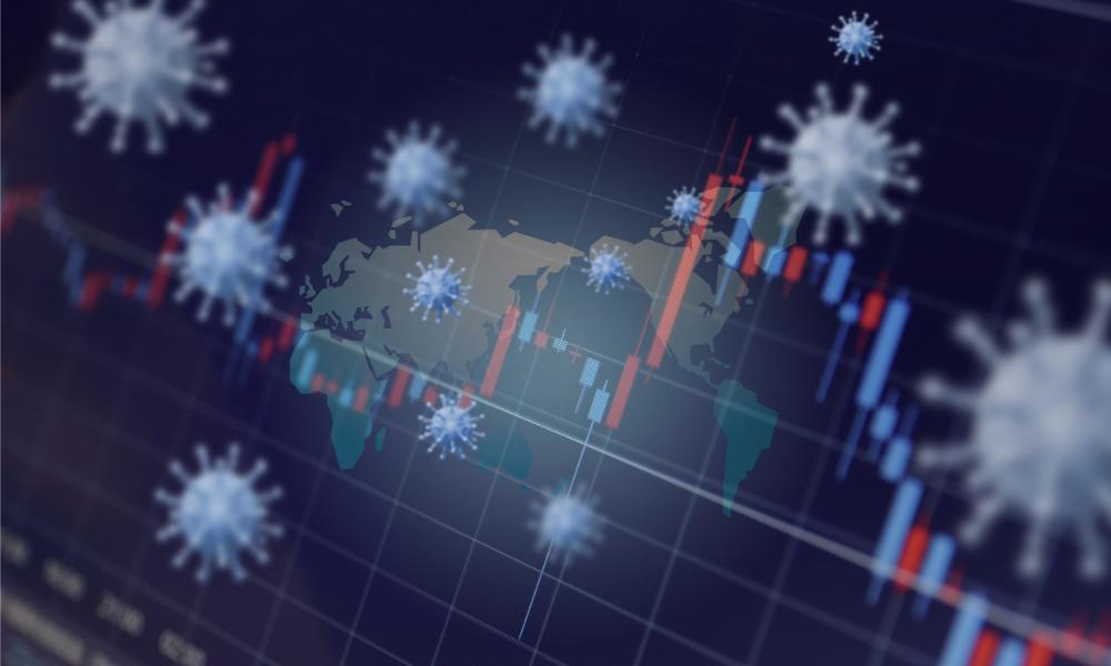 Investors warned as pandemic shows signs of resurgence