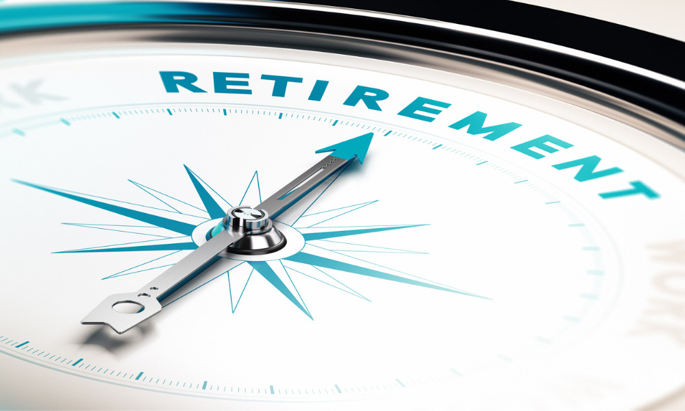 How has COVID-19 affected Canadians' retirement outlook?