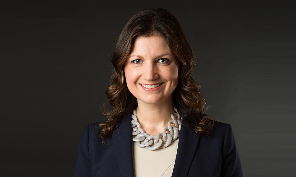 Claire Van Wyk-Allan, Alternative Investment Management Association Canada