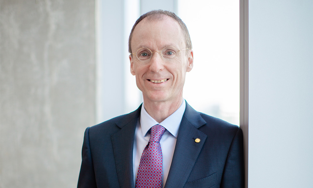 Jacques Goulet, Sun Life Financial Canada