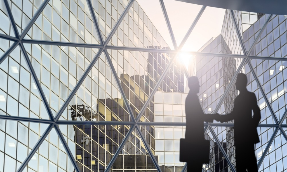 Asset managers hope to boost growth with partnership