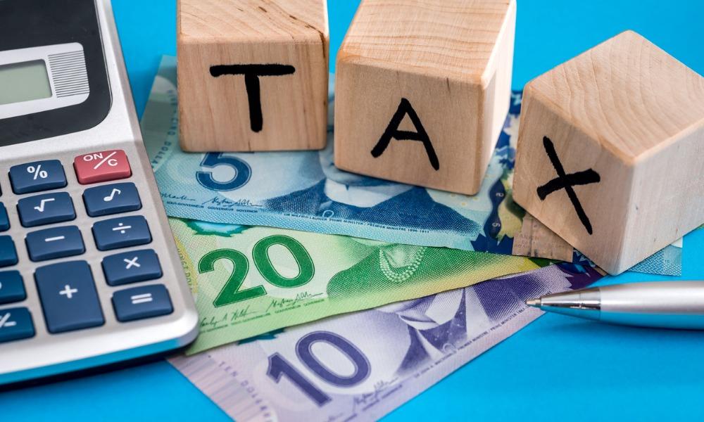 "Trottier sisters among millionaires saying ""tax us, tax us tax us"""
