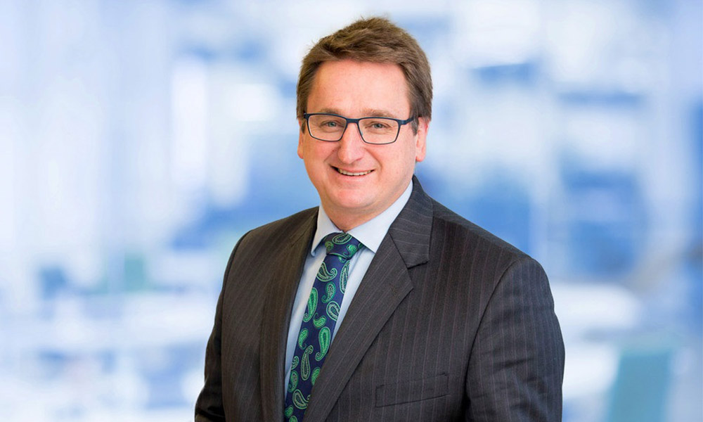 KPMG announces new global head of tax and legal practice