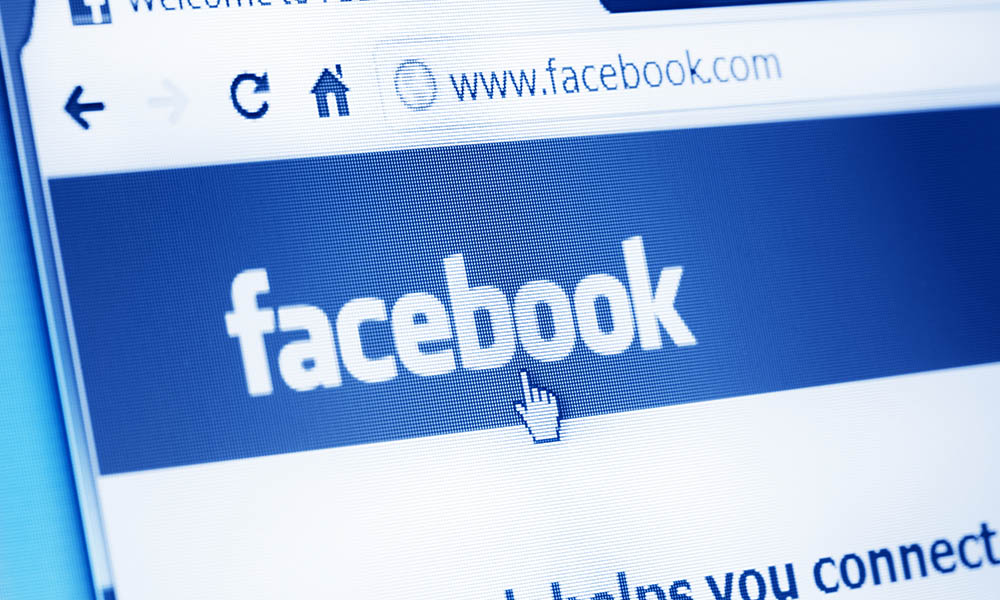 Is it OK for a financial advisor to add a client as a Facebook friend?