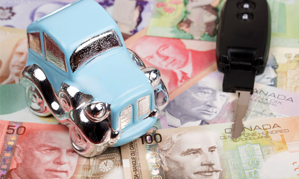 Insurers return cash to Canadian drivers but not in one province