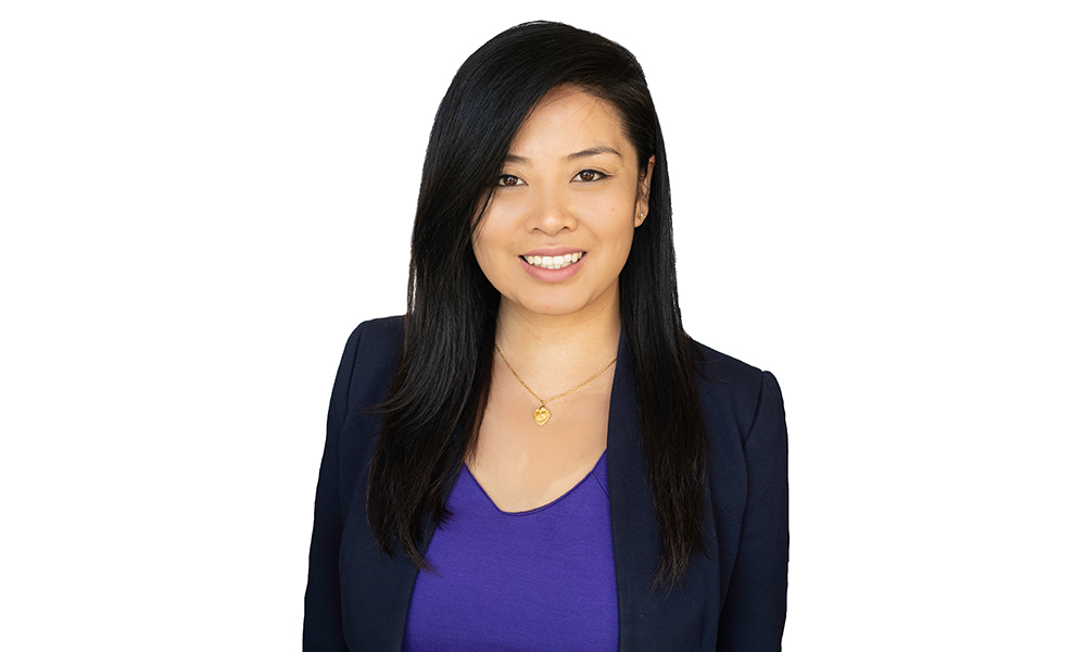 Amy Tang, Desjardins Financial Security  Independent Network