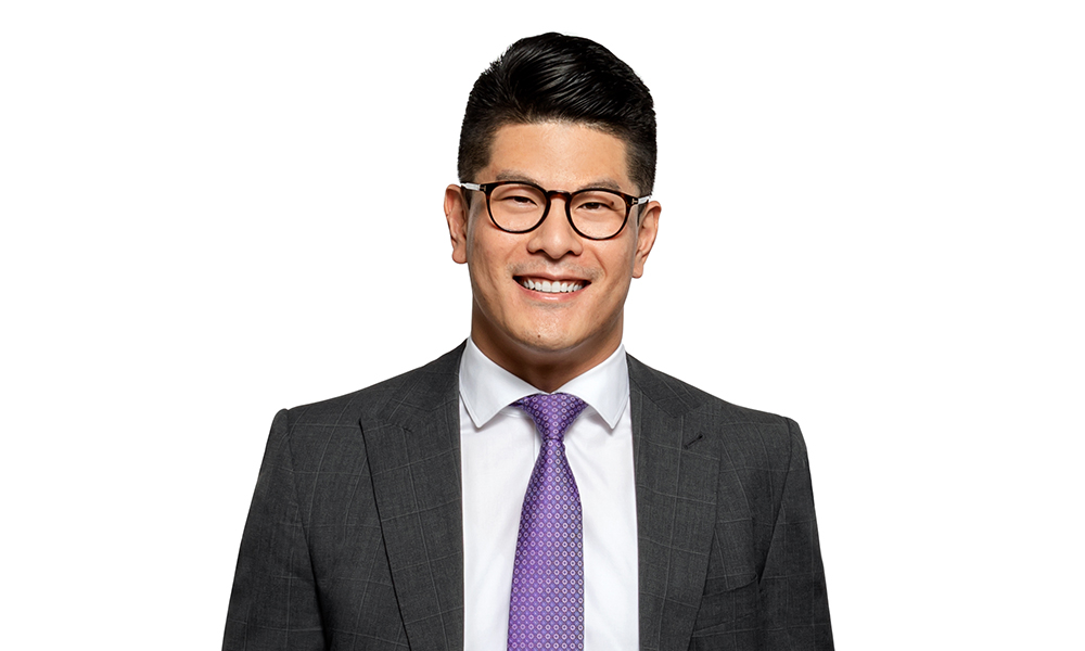 Oliver Yoon, Purpose Advisor Solutions