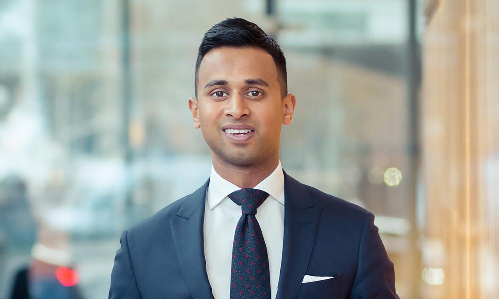 Michael Katugampola, Sun Life Global Investments