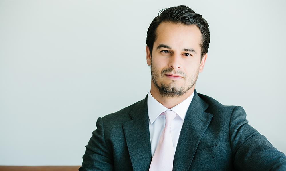 Steven Furtado, Zagari, Simpson Wealth Management/Mandeville Private Client