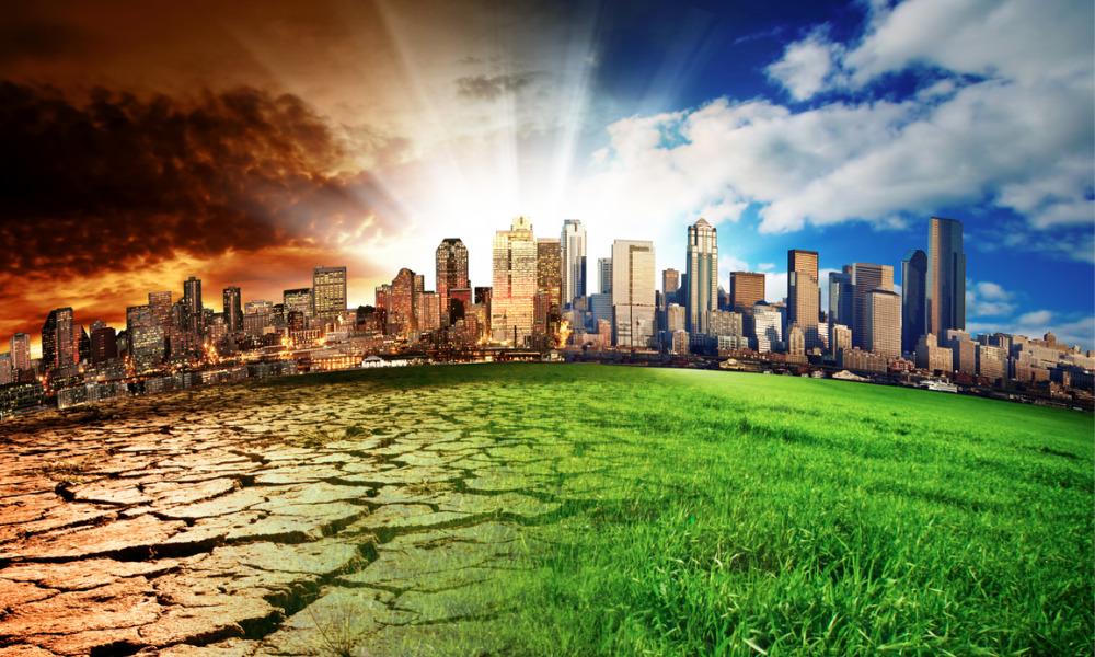 Climate change outranks economic concerns for Canadians