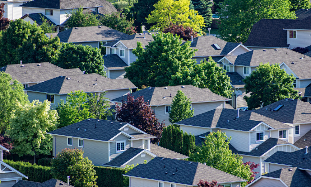 Canadian housing market continues to defy the pandemic