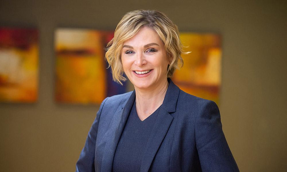 36. Christine LaLiberte, Manulife Securities