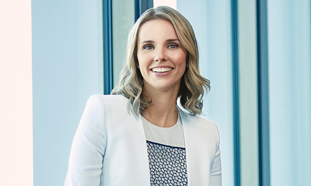 27. Darcie Crowe, Canaccord Genuity Wealth Management