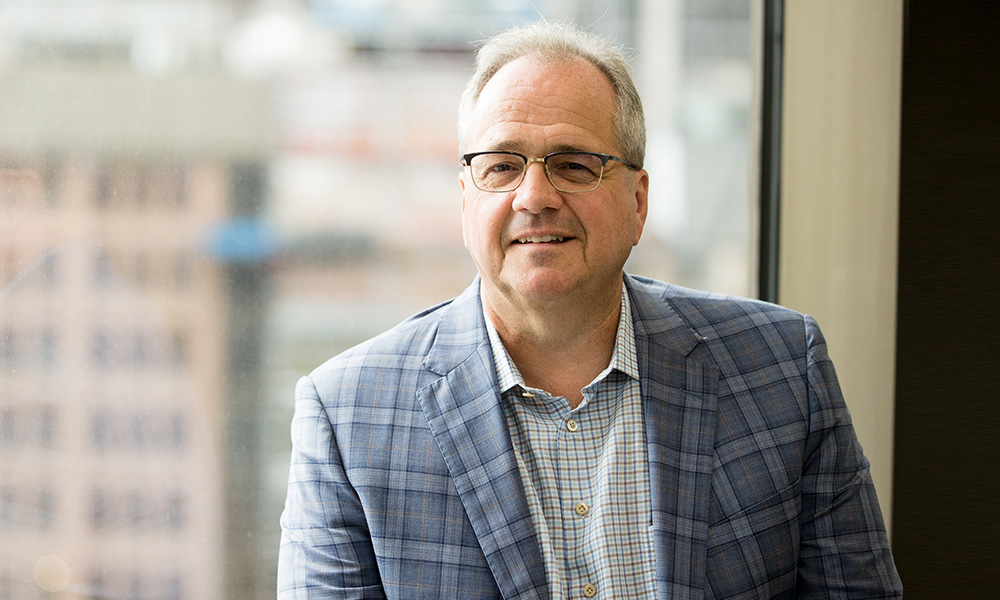 Rob Strickland, Fidelity Investments Canada