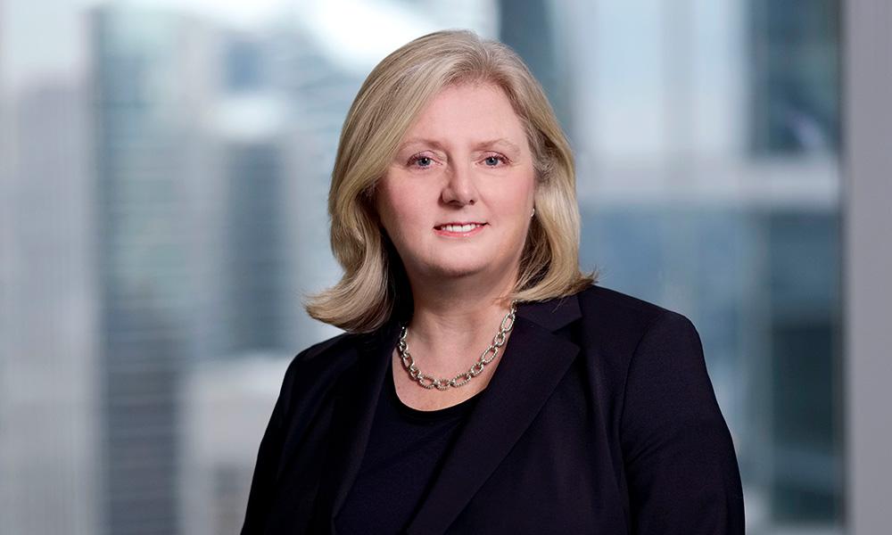 Kathy Bock, Vanguard Investments Canada