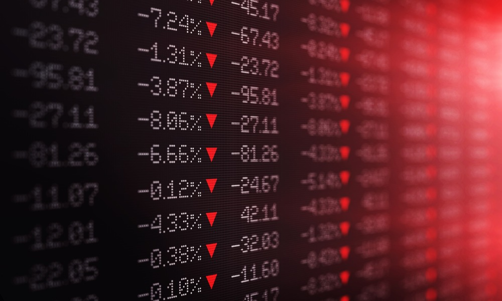 Six of the biggest market crashes in history