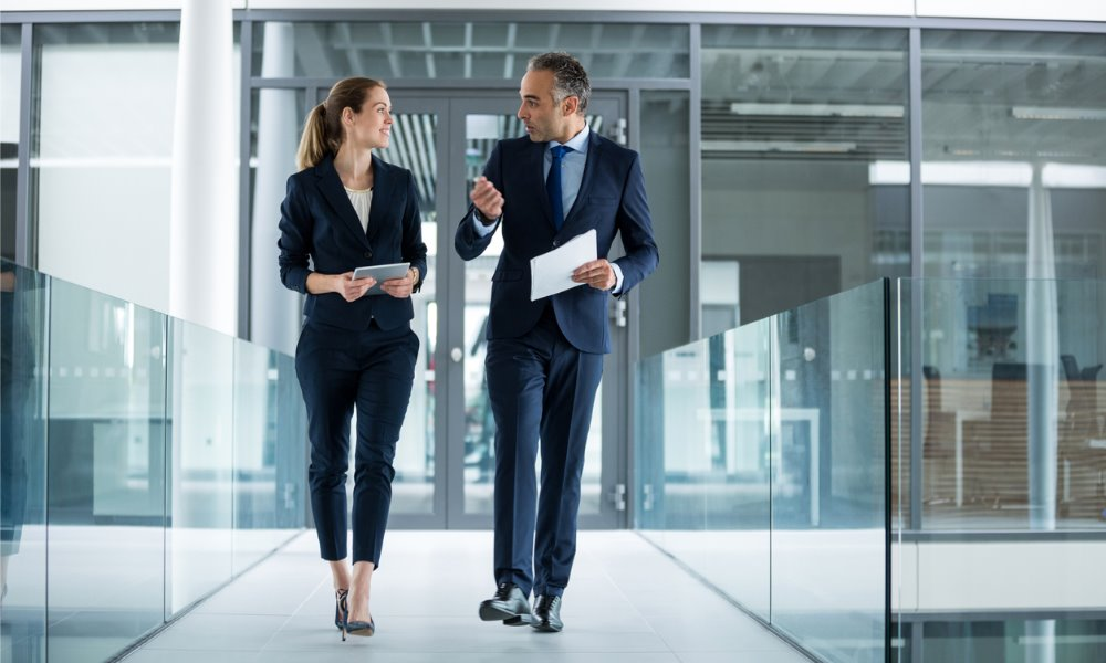 'Teach new talent to be great advisors rather than great salespeople'