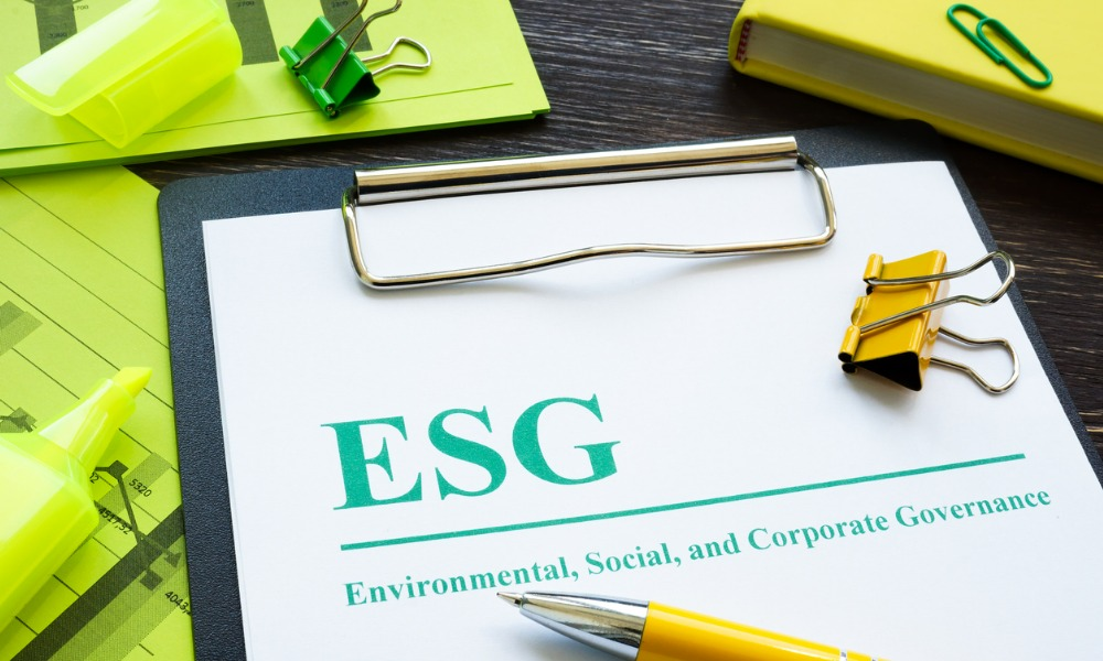 Corporate ESG disclosures on the rise in Canada
