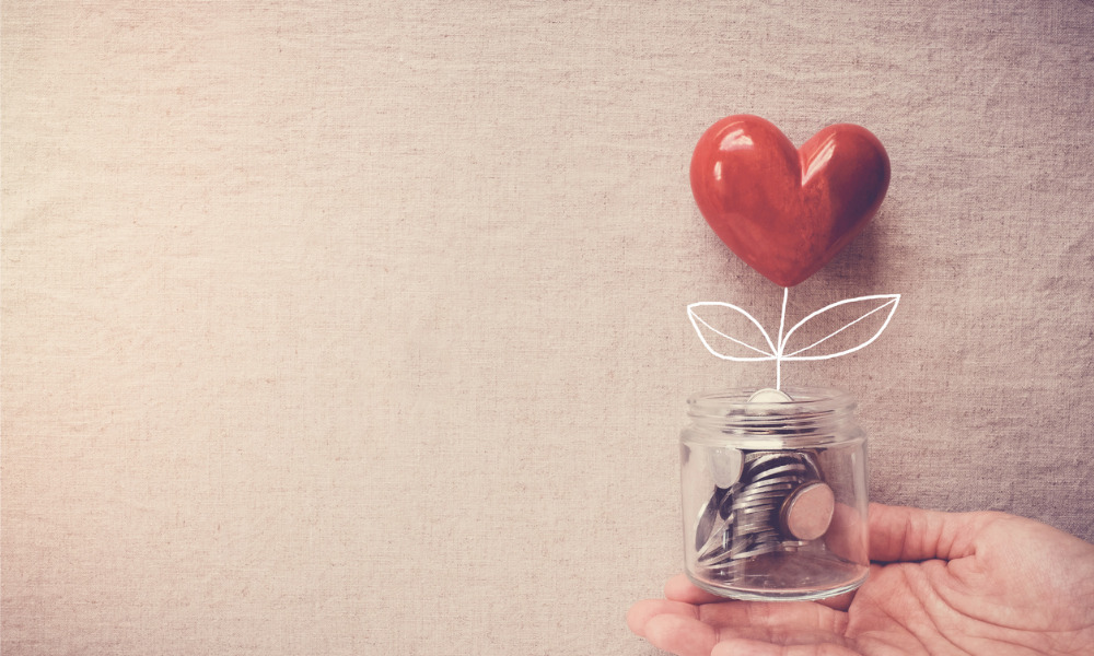 Advisors can move the needle on how much clients give charities