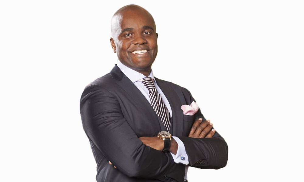 Wes Hall shares diversity lessons to help other companies